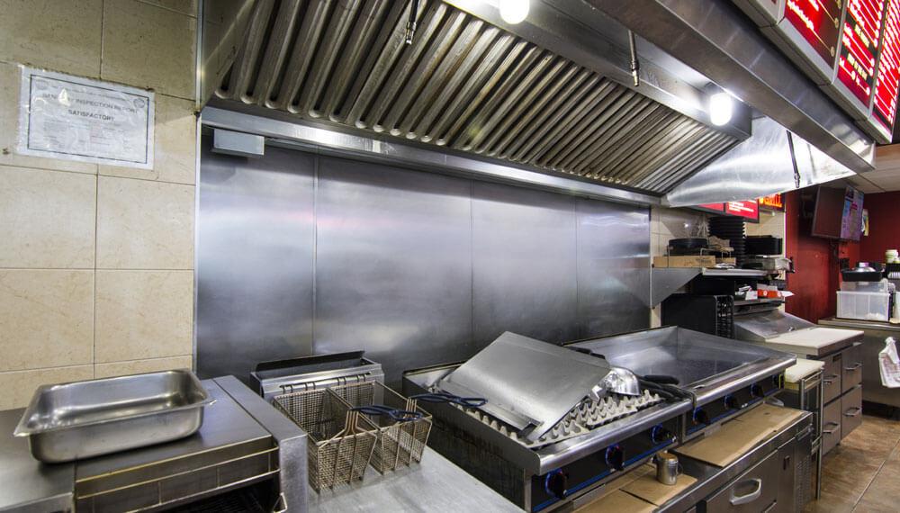 شركة تنظيف هود المطاعم
